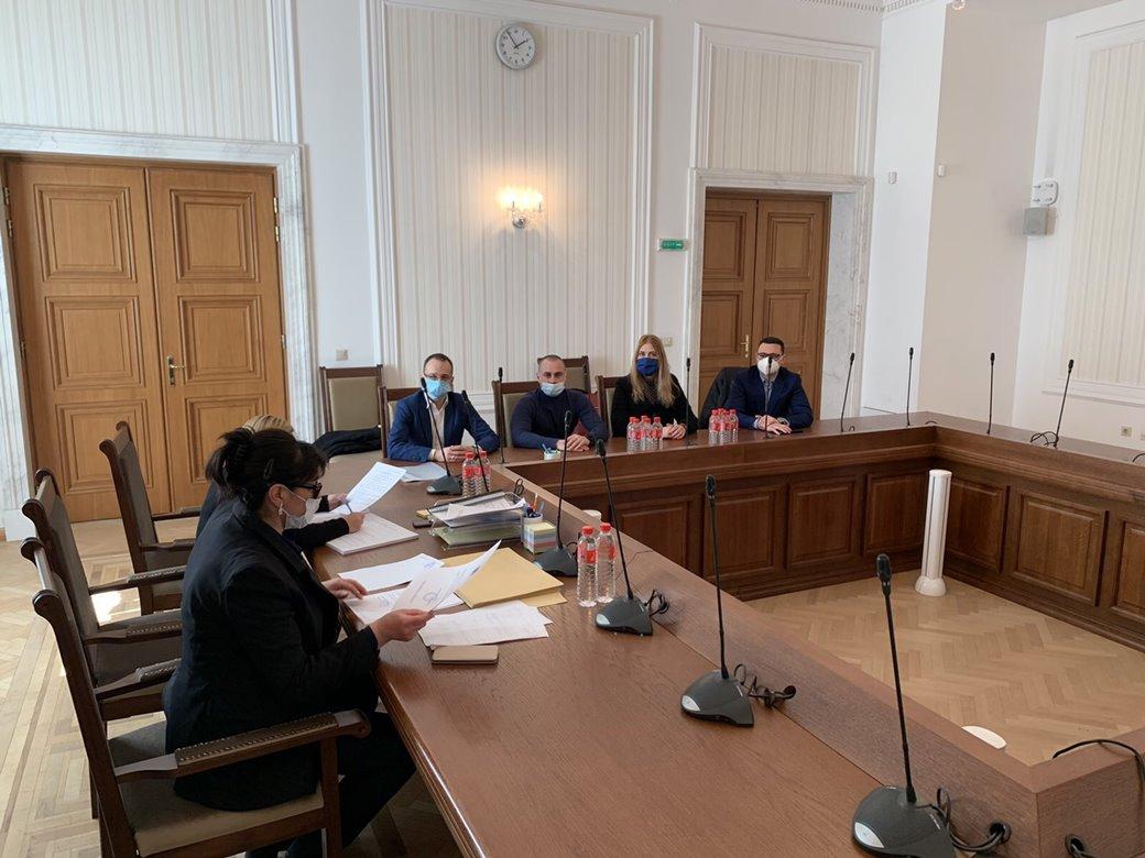Партия МИР внесе 3430 подписа в ЦИК за участие в парламентарните избори