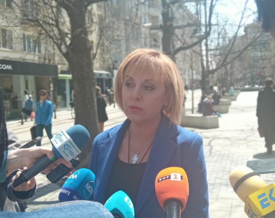 Манолова към депутатите: Заемете се с дневния ред на хората, а не с партийните си интереси
