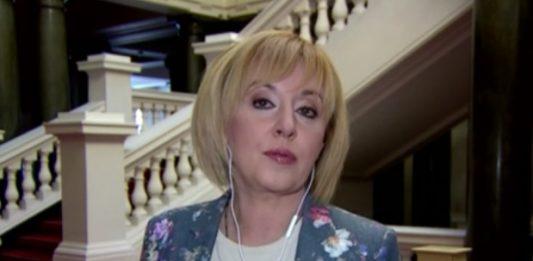 Мая Манолова: Комисията по ревизията показа как се работи - освети мръсните тайни на властта