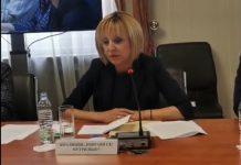 Манолова към ГЕРБ: Борисов може да ви е цар и бог, но ние не сме длъжни да се съобразяваме с прищевките му