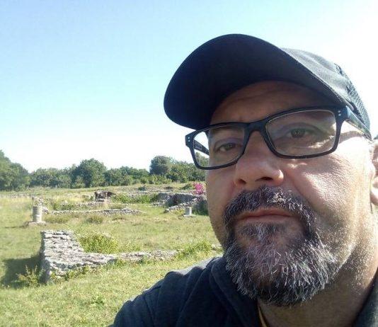 Стефан Пройнов:Римска вила Рустика